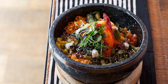 Crab Stone Bowl, Bib n Hops (Quarry Bay), Quarry Bay, Hong Kong