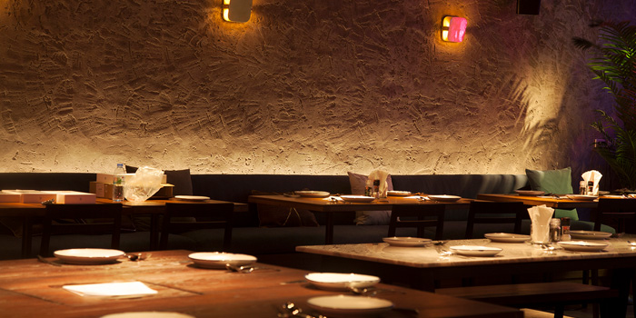 Dining Room of Aesop