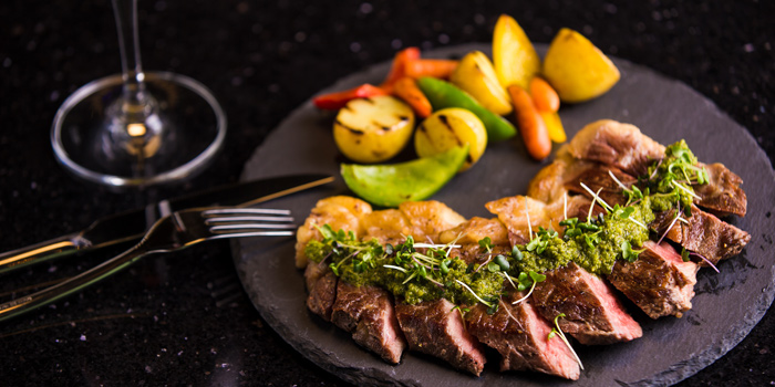 Grilled Beef Steak  from Day