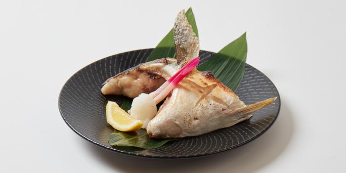 Grilled Fish Jaw from Sushi Cyu at CENTRAL WORLD 3rd Floor, Atrium Zone 999/9 Rama 1 Road Patumwan, Bangkok