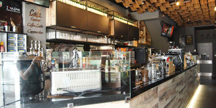 Interior 1 at SoulSpin, Jakarta