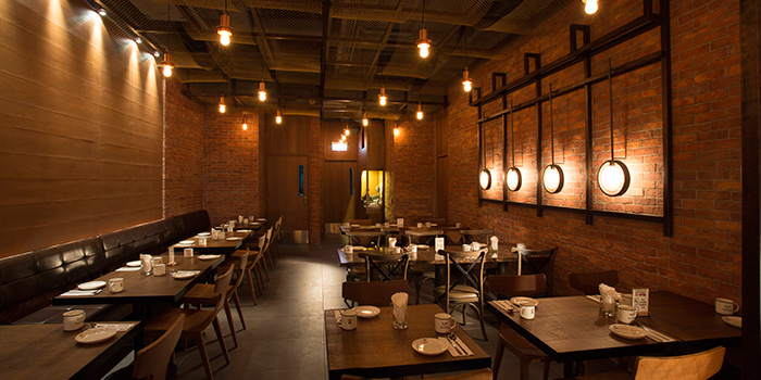 Interior, Bib n Hops (Harbour Road), Wan Chai, Hong Kong