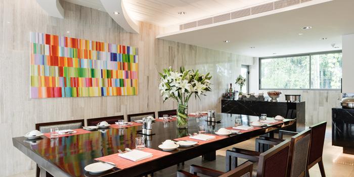 Interior of Trilogy Restaurant in Cherngtalay, Phuket, Thailand