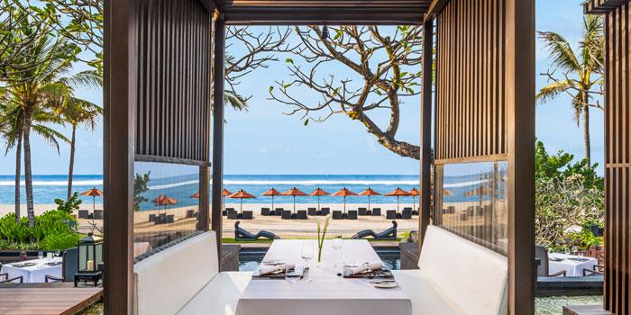 Ocean View Terrace at Kayuputi Restaurant, Nusa Dua