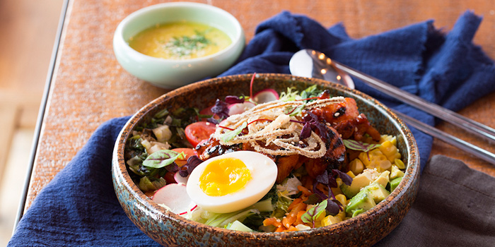 Kobb Salad, Bib n Hops (Quarry Bay), Quarry Bay, Hong Kong