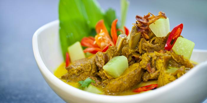 Dish 3 at Banyubiru Restaurant, Nusa Dua