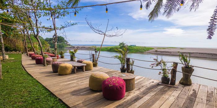 Lagoon Area at La Laguna, Bali