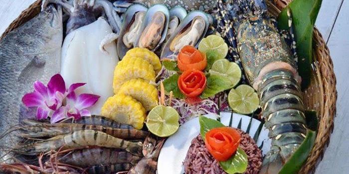 Lobster Wonder from Baan Ra Tree in Panwa, Phuket, Thailand.