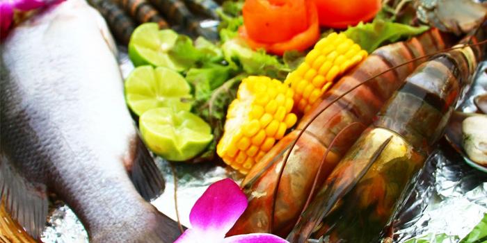 Lobster from  Baan Ra Tree in Panwa, Phuket, Thailand.