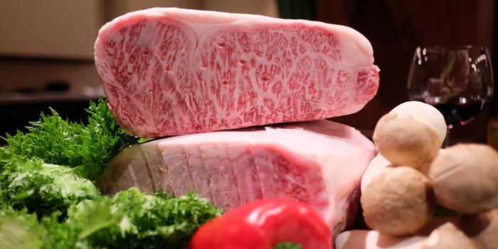Matsu Beef from Serina Japanese Teppanyaki at 9/26 Soi Jim Thompson Surawong, Bangrak Bangkok