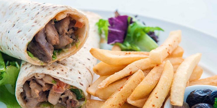 Beef Shawarma from Beirut Grill in Bugis, Singapore
