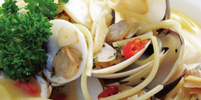 Spaghetti Vongole from Bistro @ Duo at Duo Galleria in Bugis, Singapore