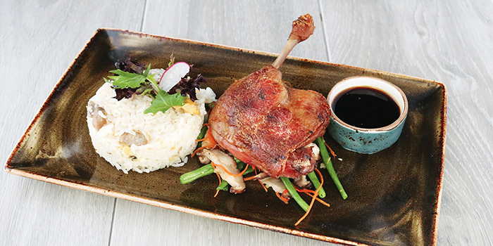 Duck Confit from COLLIN'S® (Changi Airport) at Changi Airport Terminal 3 in Changi, Singapore
