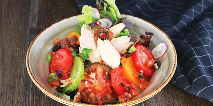 Tuna Salad from COLLIN'S® (Changi Airport) at Changi Airport Terminal 3 in Changi, Singapore