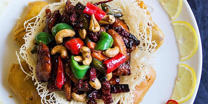 Eight Treasures Vegetarian Restaurant