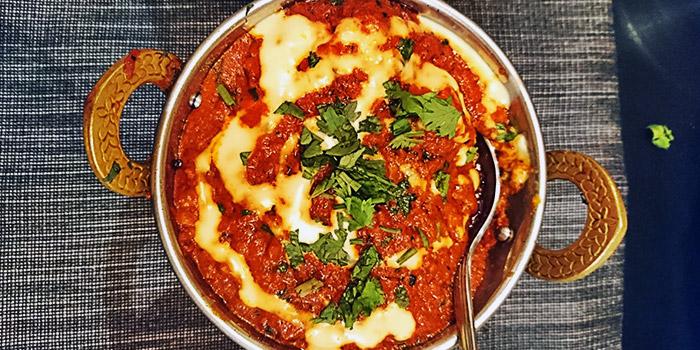 Chicken Tikka Masala from Everest Kitchen in Little India, Singapore