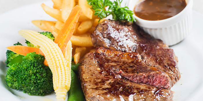 Grain Fed Tenderloin from Georges @ The Cove in Pasir Ris, Singapore