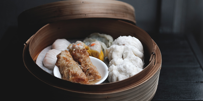 Dim Sum from Good Luck Beerhouse in Bugis, Singapore