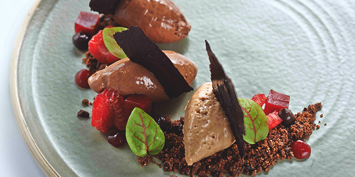 Cioccolato from Guccio Ristorante along Gemmill Lane in Tanjong Pagar, Singapore