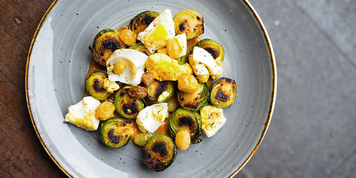 Brussel Sprouts from Humpback in Chinatown, Singapore