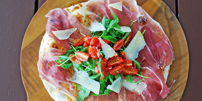 Primavera from La Pizzeria at Bridge and Beacon Bar at the Republic of Singapore Yacht Club in West Coast, Singapore
