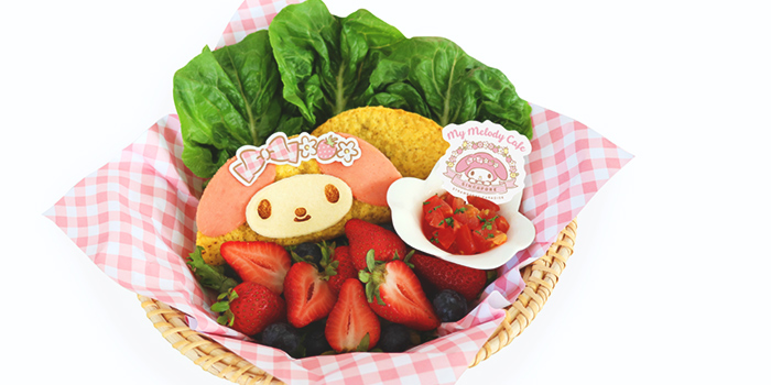 Hola Taco from My Melody Cafe Singapore at Suntec City Mall in Promenade, Singapore