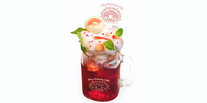 On Cloud Nine from My Melody Cafe Singapore at Suntec City Mall in Promenade, Singapore