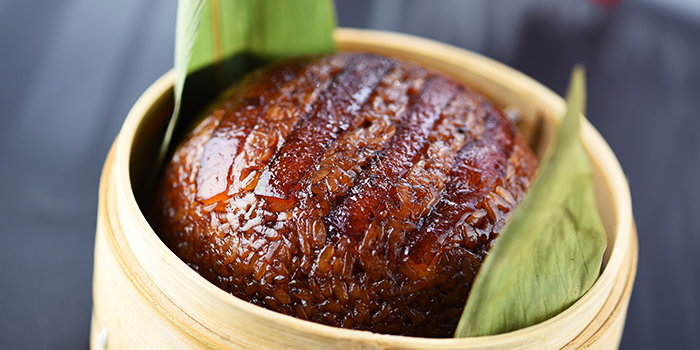 Steamed Glutinous Rice with Pork from Nanjing Impressions at Plaza Singapura in Dhoby Ghaut, Singapore