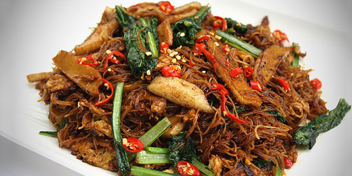 Boss Bee Hoon from New Ubin CHIJMES in CHIJMES in City Hall, Singapore