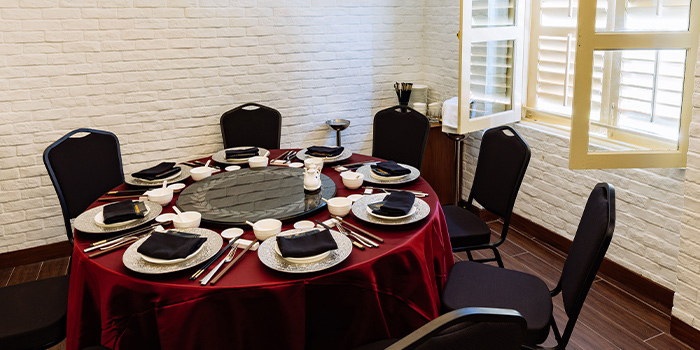 Private Dining Room in New Ubin CHIJMES in CHIJMES in City Hall, Singapore