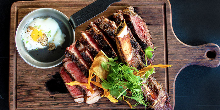 PIRA Grilled Steak from SEAR at Singapore Land Tower in Raffles Place, Singapore