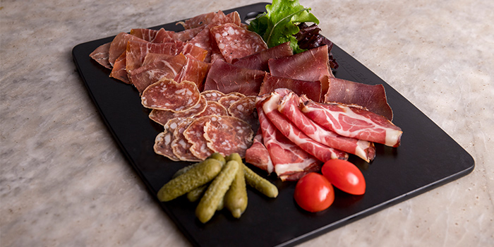 Charcuterie from Tipple and Bram in Club Street, Singapore