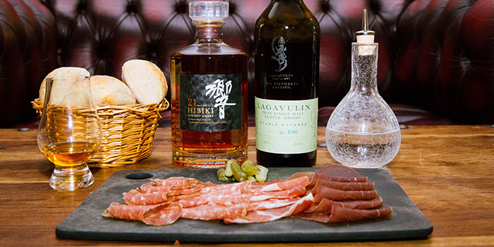 Hibiki & Lagavulin from Tipple and Bram in Club Street, Singapore