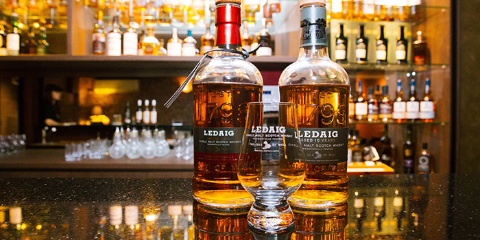 Ledaig from Tipple and Bram in Club Street, Singapore