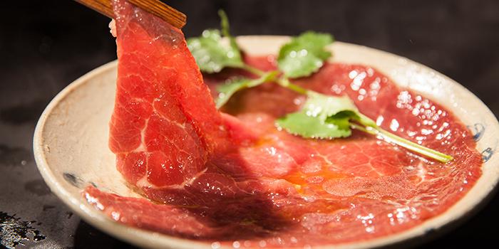 Beef Slices from Xiao Long Kan Hotpot (Bugis) at Bugis Junction in Bugis, Singapore