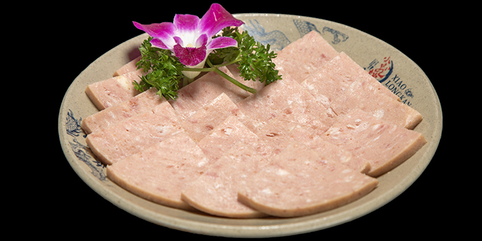Luncheon Meat from Xiao Long Kan Hotpot (Bugis) at Bugis Junction in Bugis, Singapore