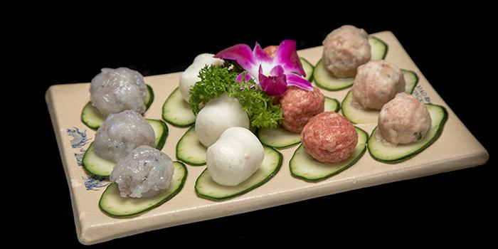 Meatballs from Xiao Long Kan Hotpot (Bugis) at Bugis Junction in Bugis, Singapore