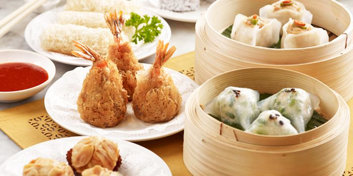 Dim Sum from Yum Cha Changi  at UE Bizhub EAST in Changi, Singapore