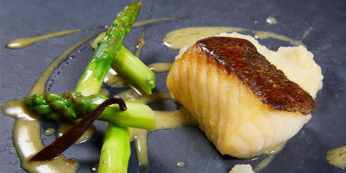 Merluzzo from Zafferano Italian Restaurant & Lounge in Collyer Quay, Singapore