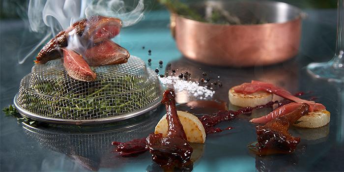 Piccione from Zafferano Italian Restaurant & Lounge in Collyer Quay, Singapore