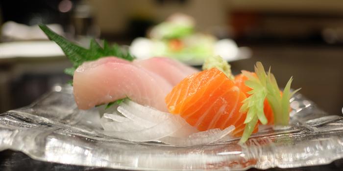 Sashimi from Serina Japanese Teppanyaki at 9/26 Soi Jim Thompson Surawong, Bangrak Bangkok