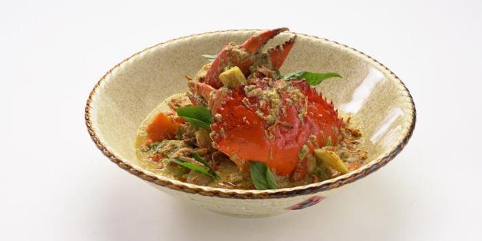 Thai Crab Curry, V.THAi, Causeway Bay, Hong Kong