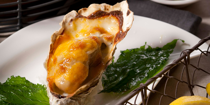 Baked Oyster, Lei Bistro (Time Square), Causeway Bay, Hong Kong