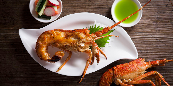 Cheese Lobster, Lei Bistro (Time Square), Causeway Bay, Hong Kong