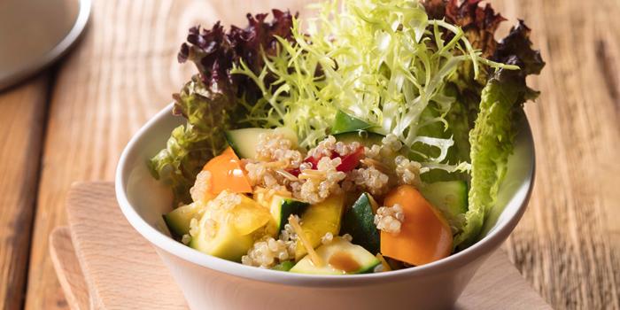 Quinoa Salad, Lei Bistro (Time Square), Causeway Bay, Hong Kong