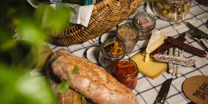 Cold Cut & Cheese Platter from The Bar Upstairs at 3rd Floor Brasserie Cordonnier 32 Soi Sukhumvit 11,Khlong Toei Nuea Bangkok