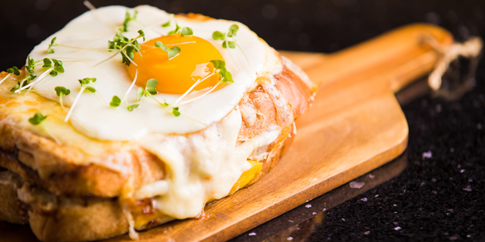 Croque Madame from Day