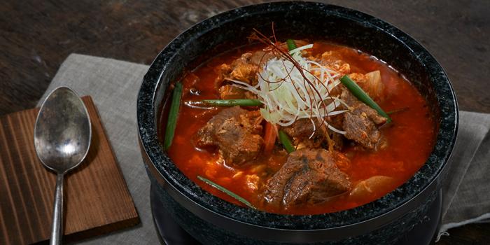Karubi soup From Tetsu at Central Embassy 5th Floor, Pleonjit Road Lumpini, Pathumwan Bangkok