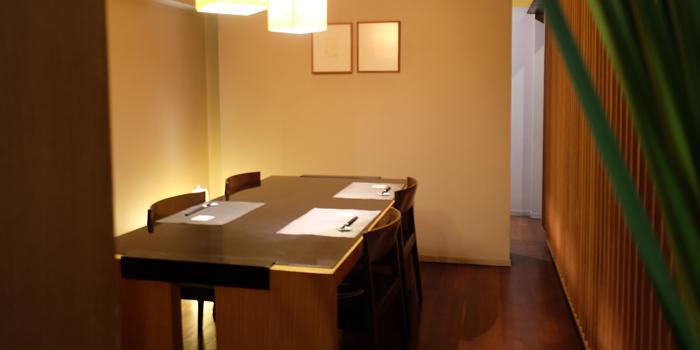 Private Room of Serina Japanese Teppanyaki at 9/26 Soi Jim Thompson Surawong, Bangrak Bangkok