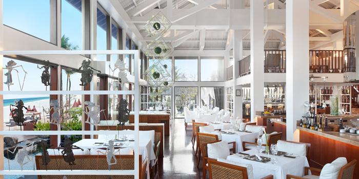Interior 1 at Kayuputi Restaurant, Nusa Dua